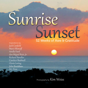 New 'Sunrise, Sunset' book matches photography with meditations, poems