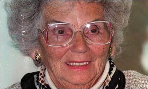 Mary Whitehouse, notorious Christian fundamentalist and founder of ...