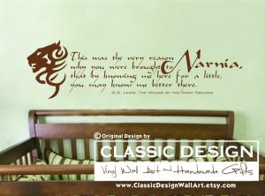 Best Cs Lewis Narnia Quotes