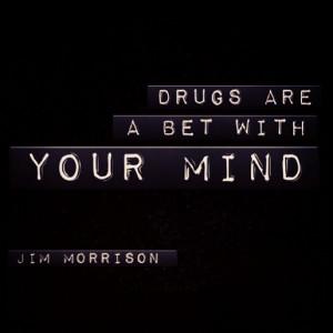 Jim Morrison (Taken with Instagram )