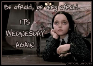 Wednesday From Addams Family Quotes. QuotesGram