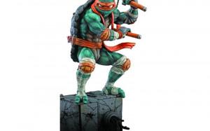 teenage mutant ninja turtles michelangelo toy