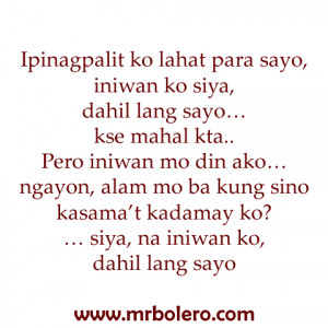 Quotes About Love Tagalog Sad Story Super Sad Love Tagalog Quotes