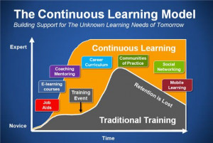 Supporting continuous learning and performance improvement – a vital ...
