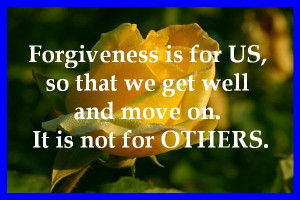 "Forgive You"" ~ GMC Series ~ CFDb Recommendation & Review"