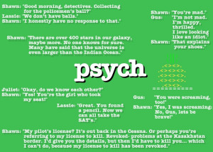 psych quote wallpaper by TrackHopper
