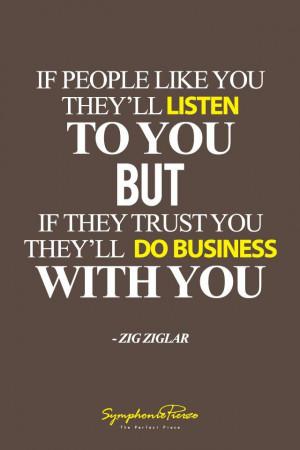 Zig Ziglar Quote If People