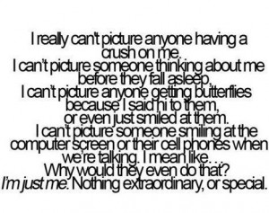 Being Insecure Quotes