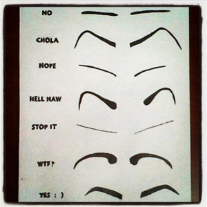 eyebrows for face shapes bad eyebrow shapes chart best eyebrow shapes ...