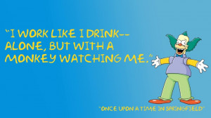 Krusty the Clown's Best One-Liners