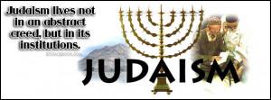 Jewish religious facebook cover / Judaism cover photo : faith quote ...