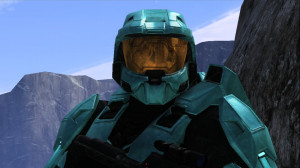 Tucker in the Halo 3 engine.