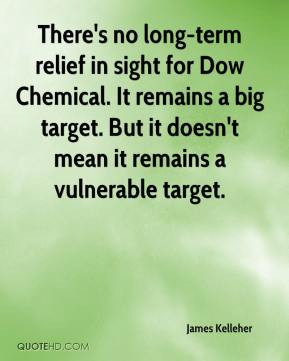 James Kelleher - There's no long-term relief in sight for Dow Chemical ...