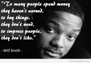 Famous people and money quotes with success