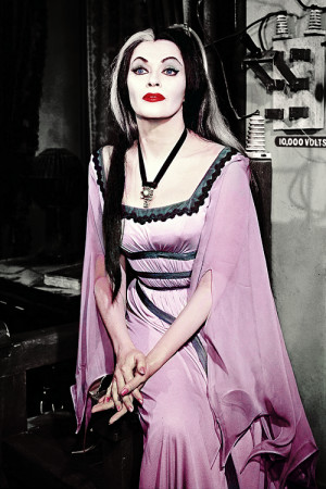 ... - vintagegal: Yvonne De Carlo as Lily Munster c.... on imgfave