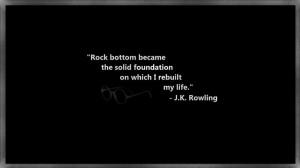 Rowling you are my first writing inspiration :) Fantastic!