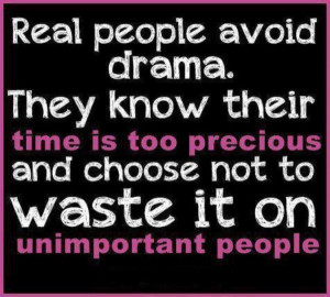 real people avoid drama quote pictures sayings quotes pic jpg