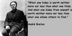 Andre breton quotes 4