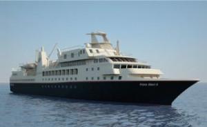 Silver Explorer Cruise Ship