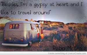 Travel Quote by Reba McEntire