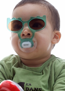 Baby Sunglasses Pacifier