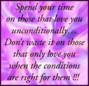 those who love you