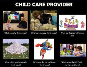 Daycare Provider Pre School