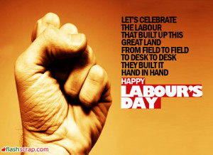 Happy Labour's Day