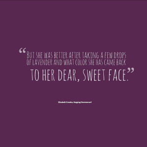 related for lavender in literature quotes