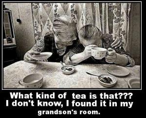 funny tea