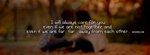 Cute Promise Quotes Cute promise facebook cover