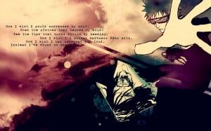 Quote Bleach Ichigo Kurosaki