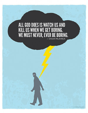 funny,god,lightning,quote,quotes,death ...