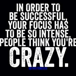 The #DailyGrind doesn't lie! Sometimes my #Focus needs more focus ...