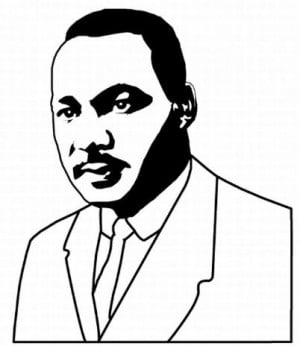 Martin Luther King Day 2015 Clip Art