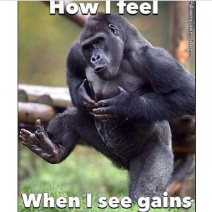 True story ha.. Happy Monday! #gym #fitness #fitaustin # ...