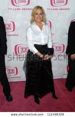 Maureen Mccormick At The 5th Annual Tv Land Awards. Barker Hangar ...