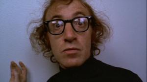 "Woody Allen in ""Sleeper,"" 1973."