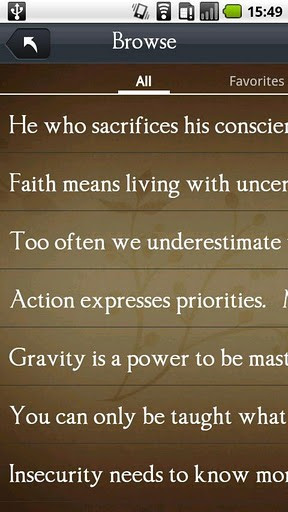 Zen Quotes by 101 Mobile Apps