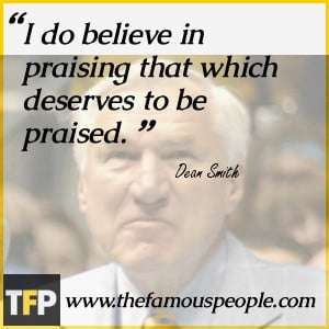 Search Results for: Dean Smith Quotes
