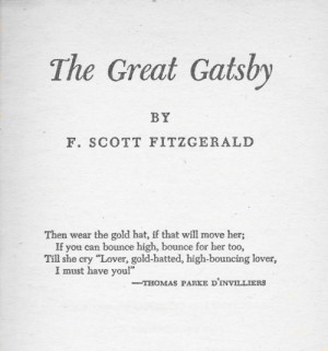 Great Gatsby Quotes Tumblr The great gatsby