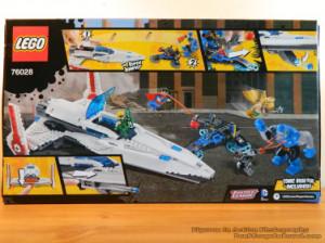 LEGO Invasion Darkseid