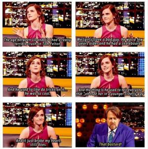 BLOG - Funny Emma Watson Quotes