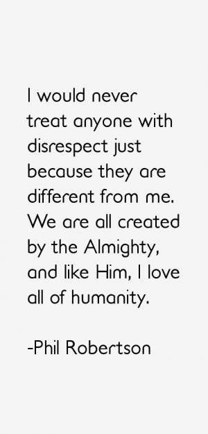 Phil Robertson Quotes & Sayings