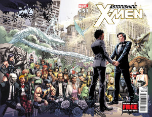 Marvel's Northstar Getting Gay Married!