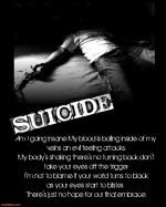 Inspirational Quotes About Suicide