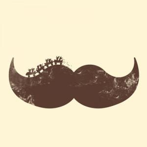 cute, funny, mustache