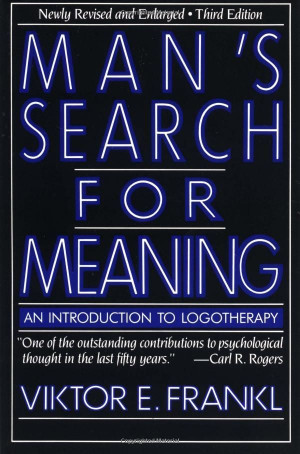 an analysis of the topic of viktor frankls mans search for meaning Viktor frankl on the human search for meaning 1905-september 2, 1997) remains best-known for his indispensable 1946 psychological memoir man's search for meaning the second half of the book presents frankl's singular style of existential analysis.