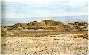 Tell es-Sultan Ancient Jericho - Images of Ancient Archaeological ...
