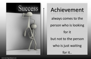 Sayings & Quotes > Success Quote Wallpaper